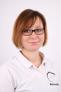 Physiotherapeutin Franziska Schreiner