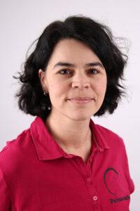 Physiotherapeutin Katja Balzer
