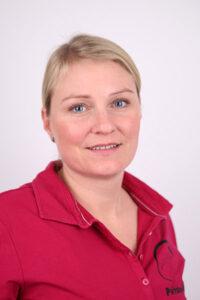 Physiotherapeutin Lydia Schäfer