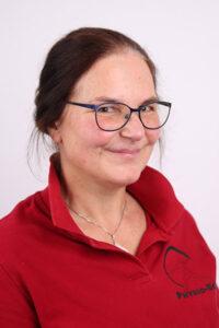 Krankengymnastin Ursula Hofmann
